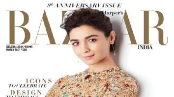 Check out: Alia Bhatt looks ethereal on Harper's Bazaar magazine cover