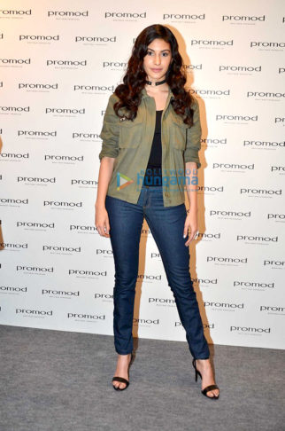 Amyra Dastur at Denim's preview by Promod