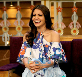 Anushka Sharma promotes 'Phillauri' on The Kapil Sharma Show