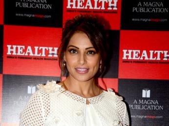 Bipasha Basu unveils Health's latest magazine cover