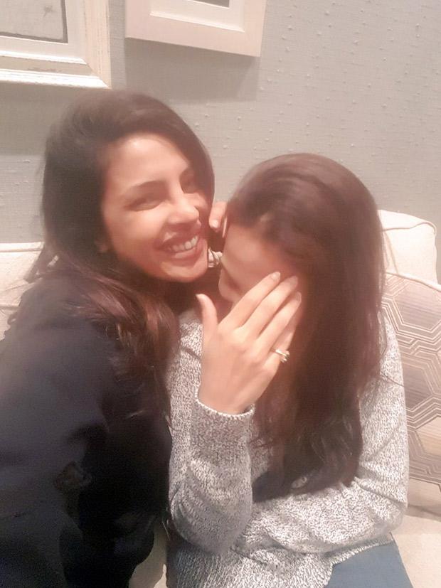 Check out Priyanka Chopra and Aishwaryaa Dhanush have girls' night in New York City