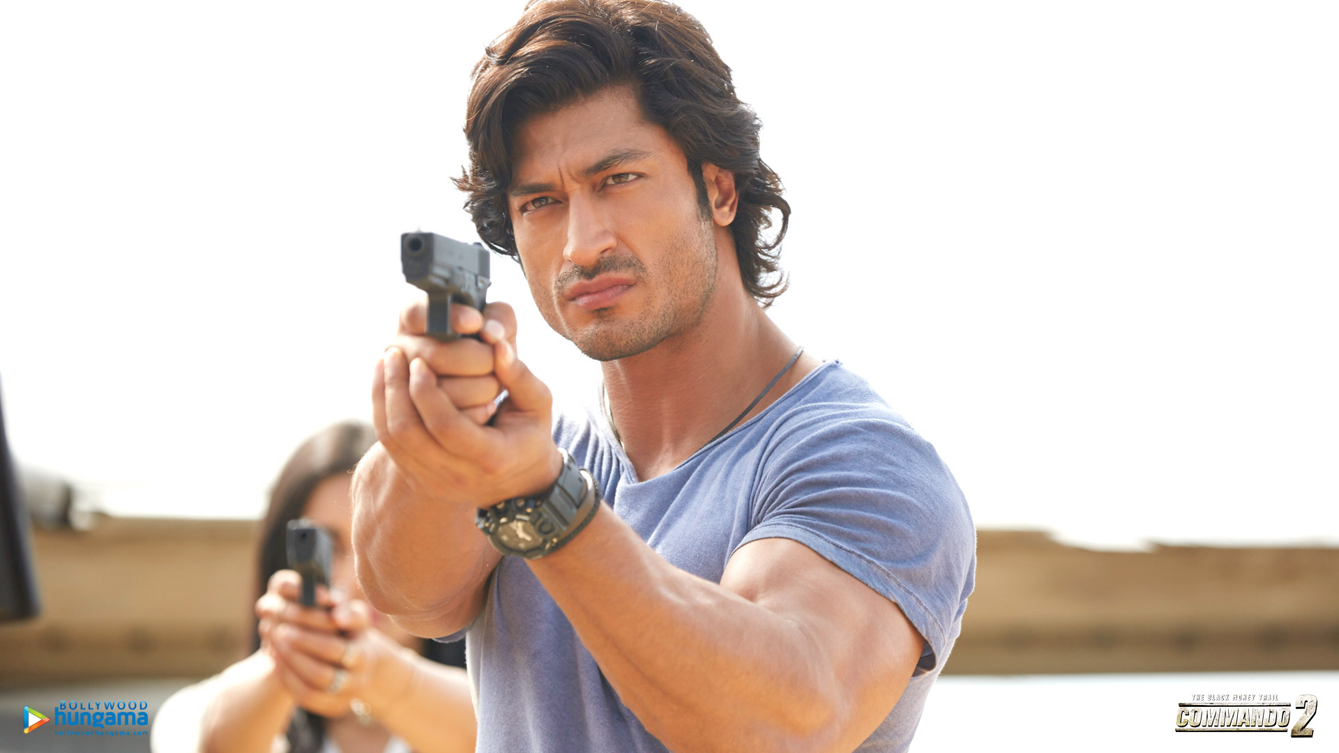 Commando 2 Wallpaper: Commando-2-2-10 - Bollywood