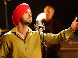 Diljit Dosanjh In The Making Of Dum Dum Reprise Version