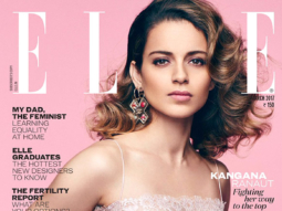 Kangna Ranaut On The Cover Of Elle
