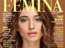 Tamannaah Bhatia On The Cover Of Femina