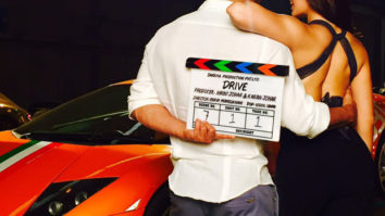 First Look of Sushant Singh Rajput, Jacqueline Fernandez starrer Drive