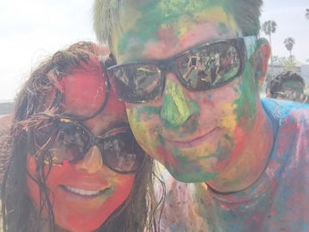 Check out: Here's how Bollywood stars celebrated Holi this year