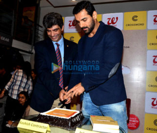 John Abraham launches Dr. Aashish Contractor's book 'The Heart Truth'