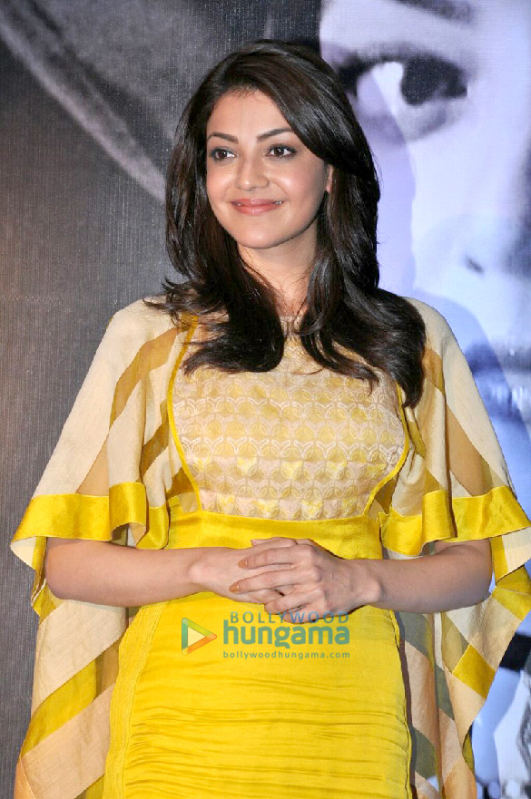 Kajal Aggarwal launches her own app