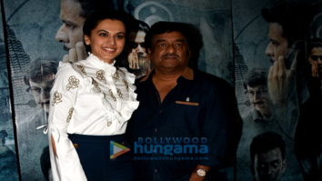 Launch of 'Zinda' song from Naam Shabana
