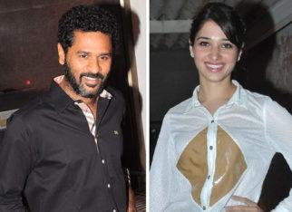 Prabhu Dheva and Tamannah Bhatia starrer gets international filmographer Corey Geryak on board