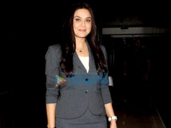 Preity Zinta announced as the brand ambassador of 'Freelady Regane'