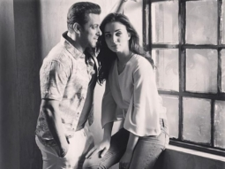 Salman Khan & Amy Jackson Look HOT Together In Being Human Clothing Ad
