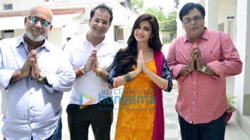 On The Sets Of The Movie Shaadi Mein Zaroor Aana