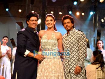 Shah Rukh Khan & Anushka Sharma snapped rehearsing for Mijwan - Summer 2017 show