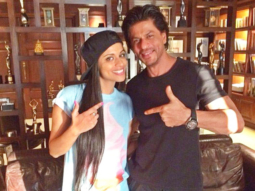 Shah Rukh Khan to host Youtube sensation Superwoman Lilly Singh during her India tour news