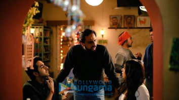 On The Sets From The Movie Shubh Mangal Saavdhan