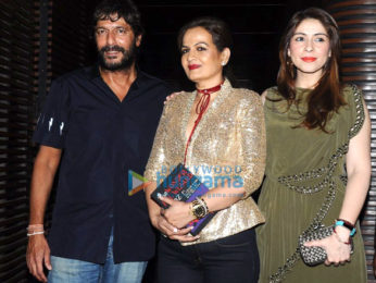 Varun Dhawan hosts a success bash of the film 'Badrinath Ki Dulhania'
