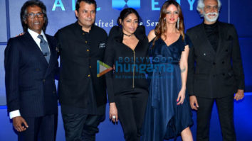 Sussanne Khan and others at 'Chivas Alchemy' bash