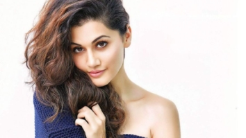 Taapsee Pannu Looks Sensually Elegant In This Behind The Scenes For Exhibit Magazine
