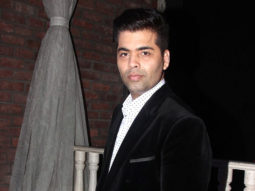 """Those are not my twins"" - Karan Johar"