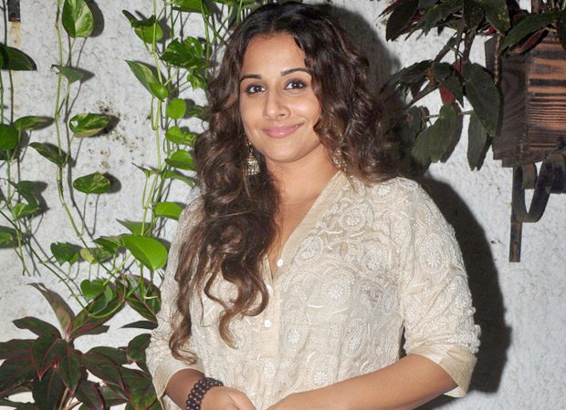 Vidya Balan on a no-break shooting schedule for Tumhari Sulu