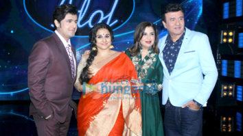 Vidya Balan promotes Begum Jaan on 'Indian Idol'