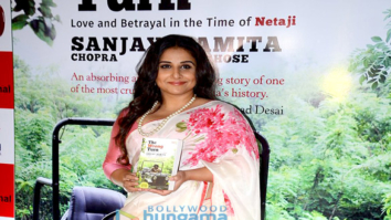 Vidya Balan unveils the book 'The Wrong Turn'