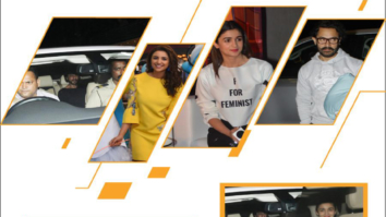 What Bollywood stars did this week Features