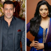 When Salman Khan couldn't stop talking about Sridevi