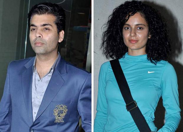 Why Karan Johar's outburst against Kangna Ranaut is justified
