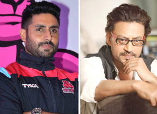 Abhishek Bachchan and Irrfan Khan signed up for Ronnie Screwvala's next