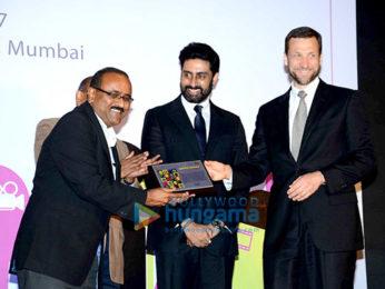 Abhishek Bachchan graces Green Heroes Film Festival