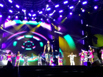 Akshay Kumar graces 'Dabangg Tour Hungama' in Hong Kong