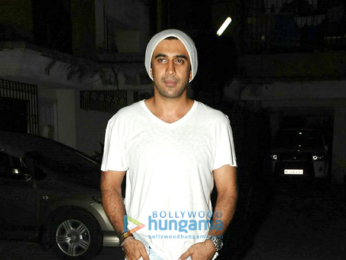 Amit Sadh snapped in Andheri