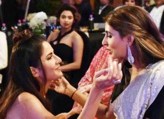 Amitabh Bachchan shares a candid moment between Katrina Kaif and his daughter Shweta Bachchan Nanda that he loves features