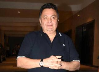 BMC files police complaint against Rishi Kapoor
