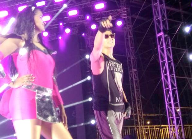 BREAKING Akshay Kumar surprise attraction at Da-Bang Concert in Hong Kong
