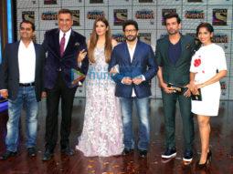 Boman Irani, Raveena Tandon & Arshad Warsi grace the launch of Sabse Bada Kalakaar