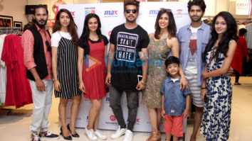 Celebs grace the launch of MAX Summer'17 Collection