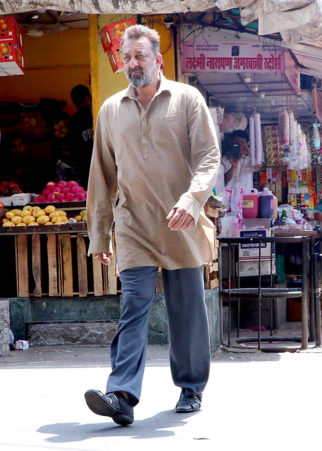 Check out Sanjay Dutt gets emotional after wrap up of his comeback film Bhoomi1
