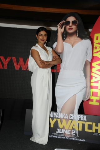 Priyanka Chopra On Abusing For The First Time In Baywatch
