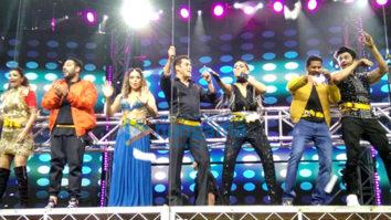 Salman Khan, Prabhu Dheva & Badshah perform for Da-bangg Tour Concert in Sydney