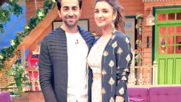 Did Ayushmann Khurrana and Parineeti Chopra NOT miss Sunil Grover in 'The Kapil Sharma Show'