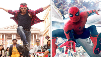 Ex-Superhero Tiger Shroff to take on current Superhero Spider-Man features