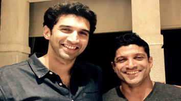 Farhan Akhtar hangs out with Aditya Roy Kapur; quashes rumours about his tiff over Shraddha Kapoor