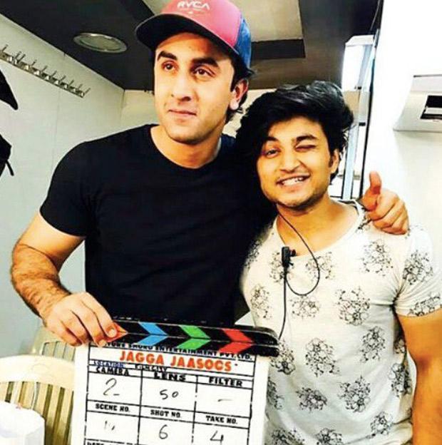 Finally! It's a wrap for Ranbir Kapoor on Jagga Jasoos1