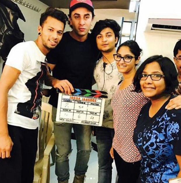 Finally! It's a wrap for Ranbir Kapoor on Jagga Jasoos2