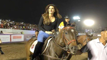 Find out what Kriti Sanon's horse riding experience in Gujarat was like
