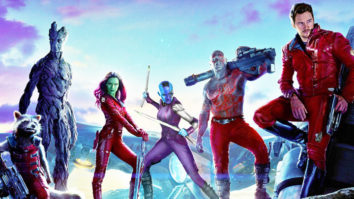 Guardians Of The Galaxy Going Jhoom Jhoom Jhoom Baba & It's AMAZING video